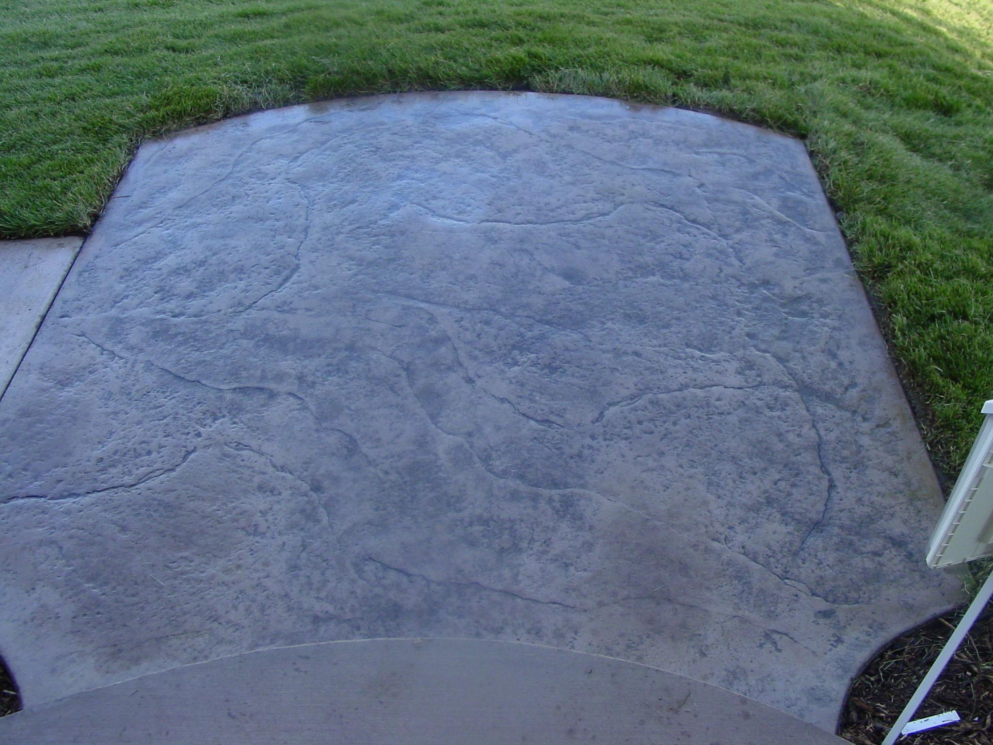 concrete stamping schroder concrete omaha ne