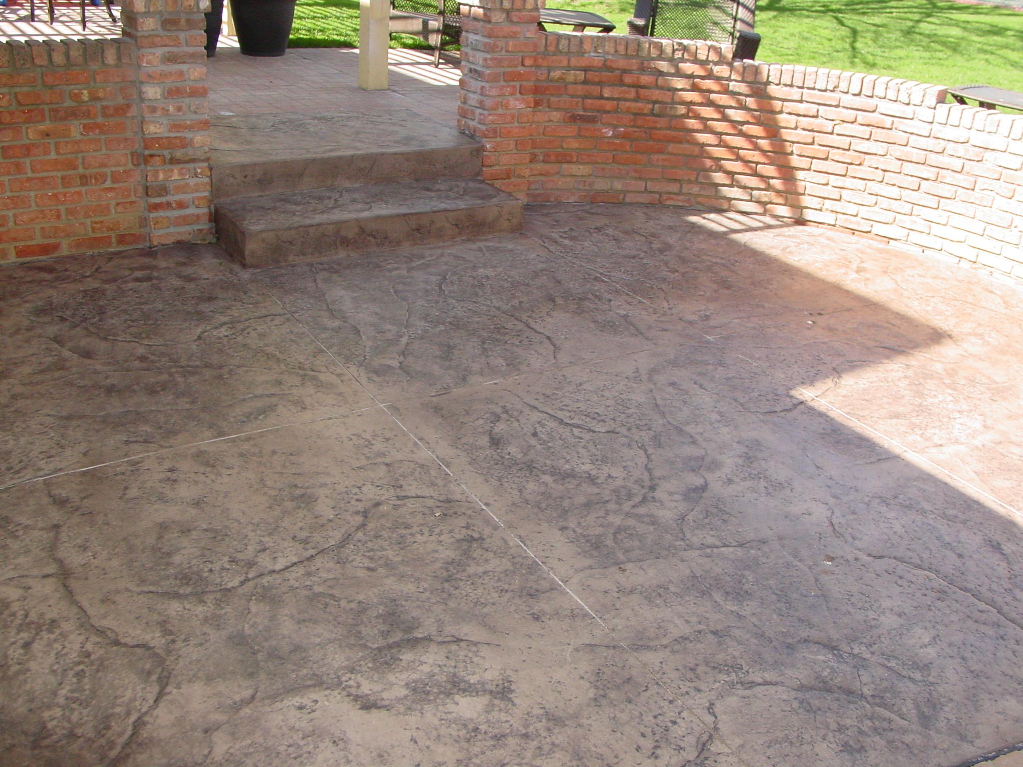 Steps Patios Etc Schroder Concrete Omaha Ne