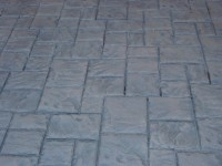 Ashler Slate Patio